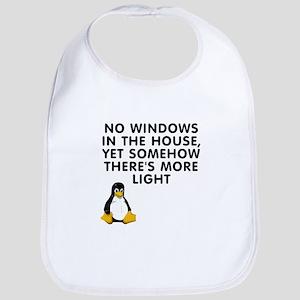 No windows Bib
