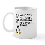 No windows Mug