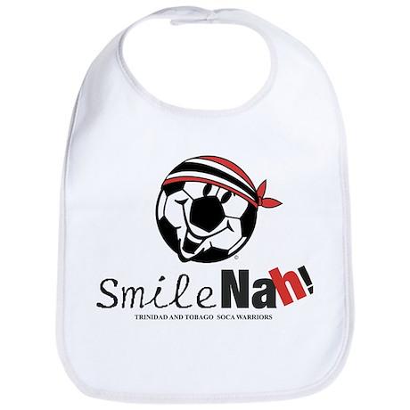 Smile Nah! Bib