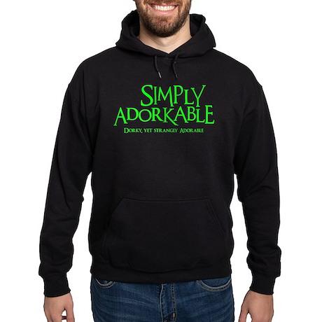 Adorkable Hoodie (dark)