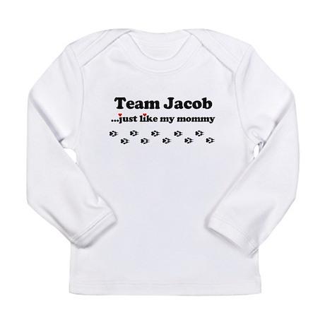 Team Jake2 Long Sleeve T-Shirt