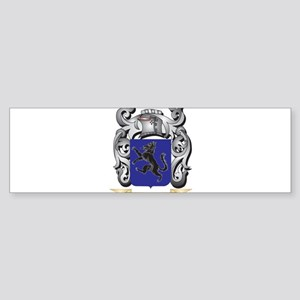 Aba Family Crest - Aba Coat of Arms Bumper Sticker