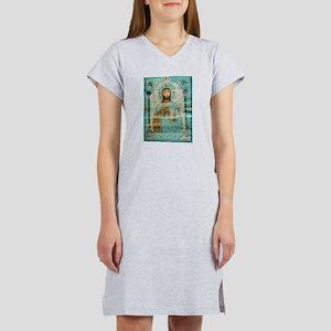 Christ the Teacher Women's Nightshirt
