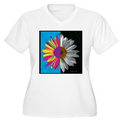 Square TechniDaisy T-Shirt