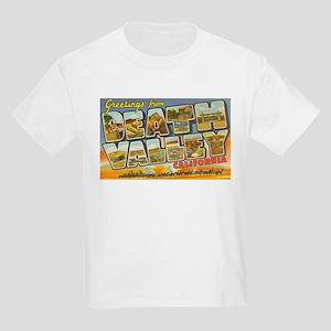 Death Valley CA Kids Light T-Shirt