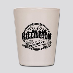 Killington Old Circle Shot Glass
