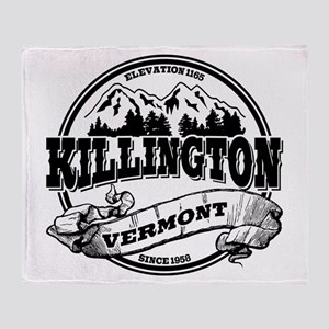 Killington Old Circle Throw Blanket