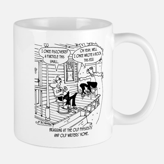 At the Old Physicist Home Mug