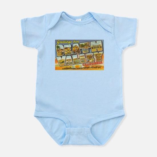 Death Valley CA Infant Bodysuit