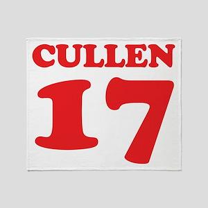 Cullen 17 Throw Blanket