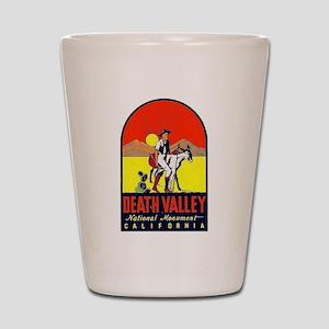 Death Valley Nat'l Monument Shot Glass