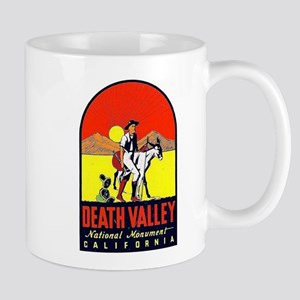 Death Valley Nat'l Monument Mug