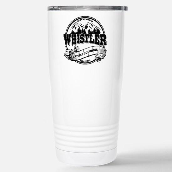 Whistler Old Circle 2 Stainless Steel Travel Mug