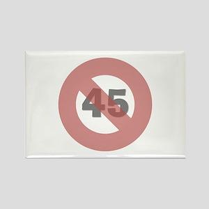 No 45 Magnets