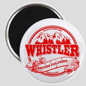Whistler Old Circle 2 Magnet