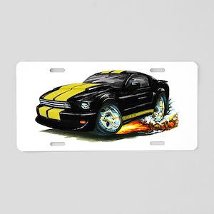 2007 Hertz GT-H Aluminum License Plate