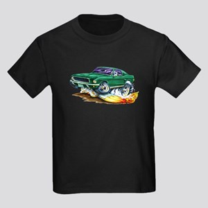 1968 Bullitt Kids Dark T-Shirt