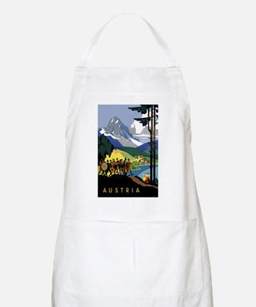 Austria Band Travel Apron