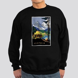 Austria Band Travel Sweatshirt (dark)