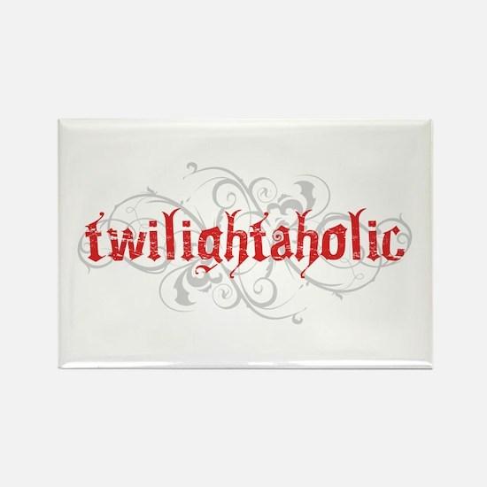 Twilightaholic Rectangle Magnet