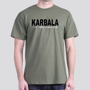 KARBALA-we hear your cry Dark T-Shirt
