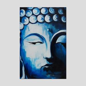 Third Eye: Buddha Blue Mini Poster Print
