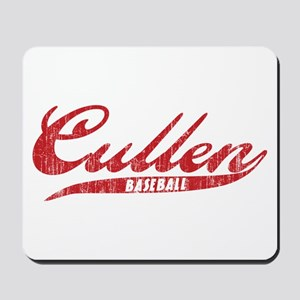 Cullen Baseball Mousepad