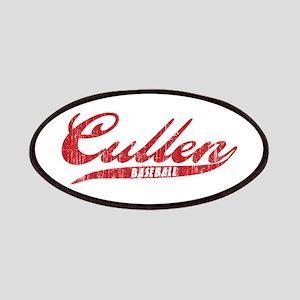 Cullen Baseball Patches