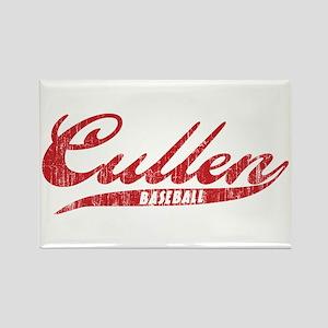 Cullen Baseball Rectangle Magnet