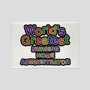World's Greatest NURSING HOME ADMINISTRATOR Rectan