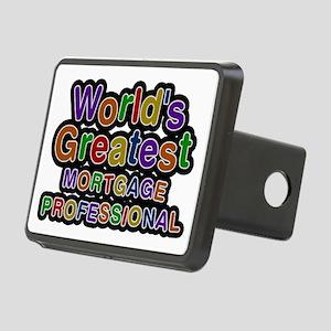 World's Greatest MORTGAGE PROFESSIONAL Rectangular