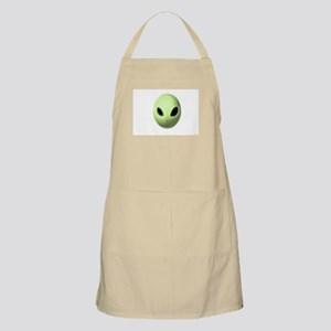 Jmcks Alien Head Apron