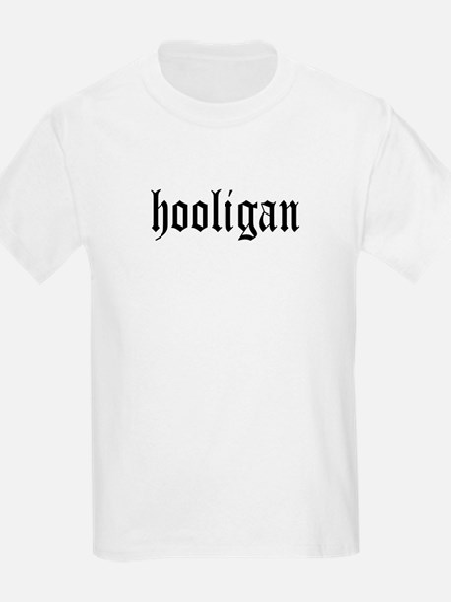 HOOLIGAN Kids T-Shirt