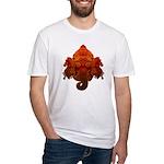Ganesha Fitted T-Shirt