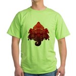 Ganesha Green T-Shirt
