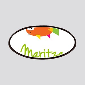 Maritza is a Big Fish Patches