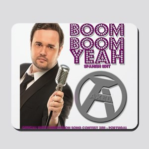 AXEL BOOM BOOM YEAH SPAIN Mousepad
