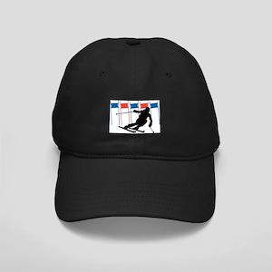 Ski Competition Black Cap