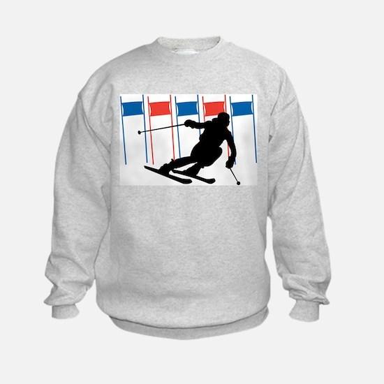 Ski Competition Jumper Sweater