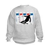 Skiing Crew Neck