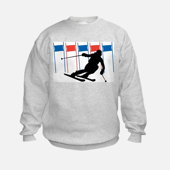 Ski Competition Sweatshirt