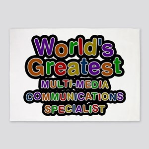 World's Greatest MULTI-MEDIA COMMUNICATIONS SPECIA