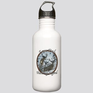 Dad hunting legend Stainless Water Bottle 1.0L