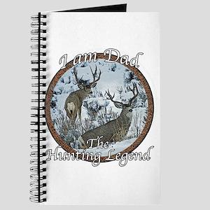 Dad hunting legend Journal