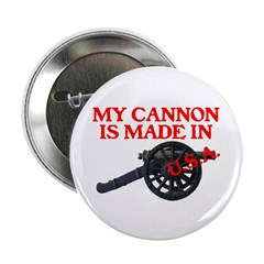 MY CANNON IS MADE IN U.S.A.™ 2.25