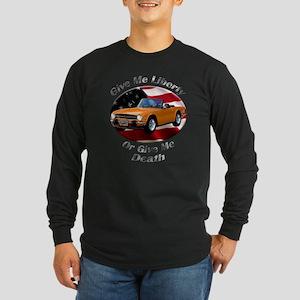 Triumph TR6 Long Sleeve Dark T-Shirt