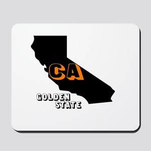 CA GOLDEN STATE Mousepad