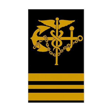 Lieutenant Commander<BR> Sticker
