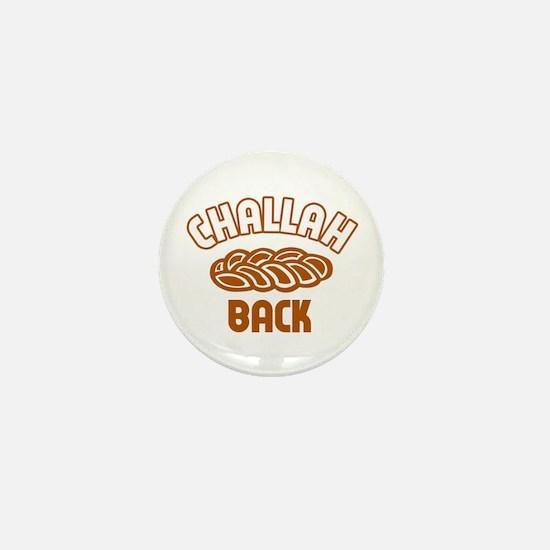 Challah back! Mini Button