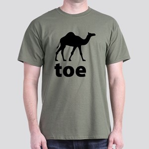 I love Camel Toe Dark T-Shirt